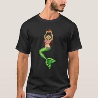 Mermaid Queen Unisex/Men's Cut Shirt