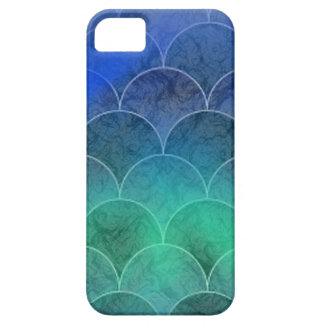 Mermaid Scales Barely There iPhone 5 Case