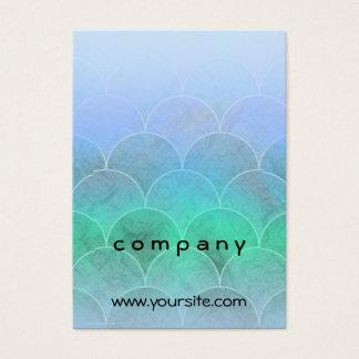 Mermaid Scales Business Card