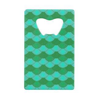 Mermaid Scales - Green