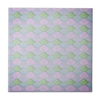 Mermaid Scales Tile