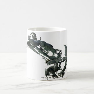 Mermaid Sculpture/Statue Mug