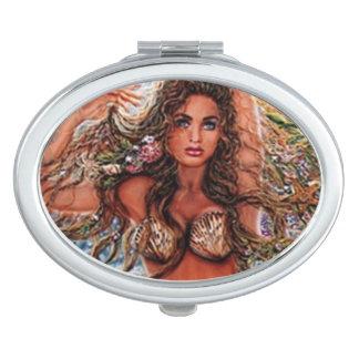 Mermaid Sea Beauty Makeup Mirror