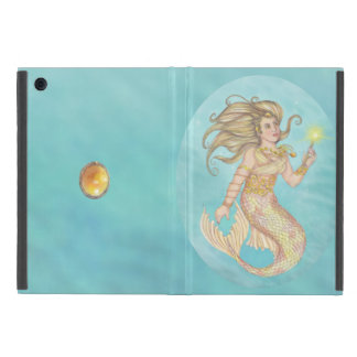 Mermaid Sea Queen Fia Fantasy Case For iPad Mini