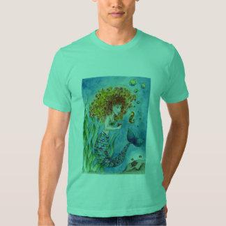 Mermaid - Seahorse T-Shirt