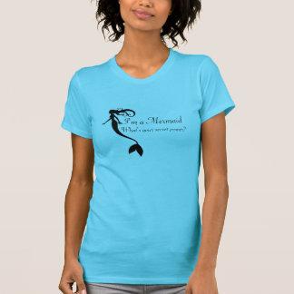 Mermaid Shirt -- Secret power