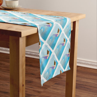 Mermaid Short Table Runner