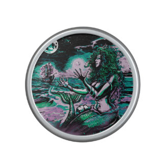 Mermaid Siren Atlantis Pearl Speaker