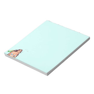 Mermaid Sirena Notepad
