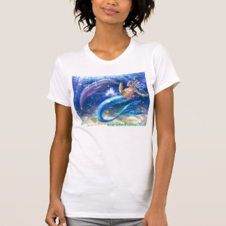 mermaid, starseedhawaii.com T-Shirt