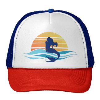 Mermaid Sunset Trucker Hat