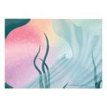 Mermaid Tail Invitation