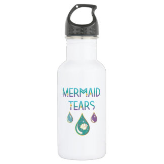 Mermaid Tears Water Bottle