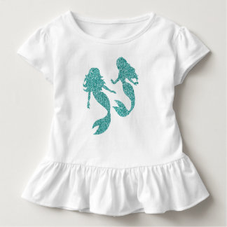 Mermaid toddler tshirt