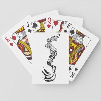 Mermaid Tribal Playing Cards