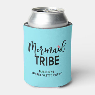 Mermaid Tribe Coozie