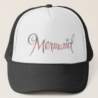 Mermaid Trucker Hat