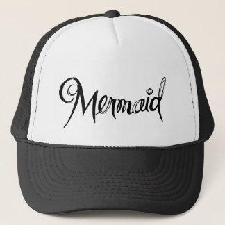 Mermaid - trucker hat