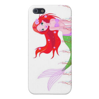 Mermaid under the sea iPhone 5 cases