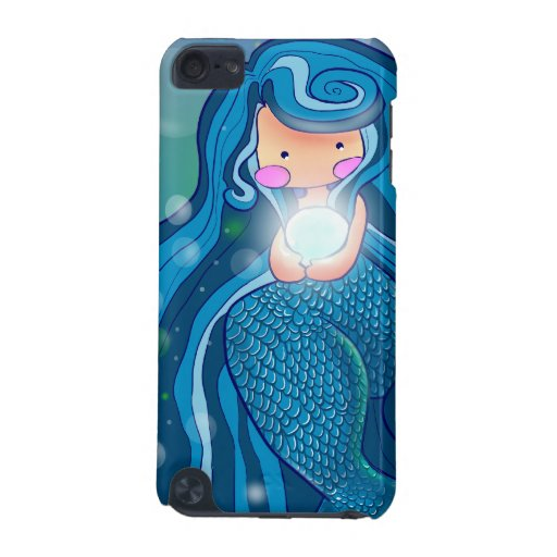 Mermaid with bright pearl iPod Touch Speck iPod Touch (5th Generation) Cover