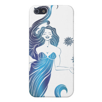 Mermaide Case For iPhone 5/5S