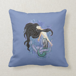 Mermaiden Pillow by artist Carol Ochs