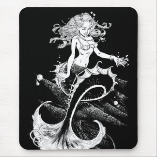 Mermaids Cave Mouse Mat