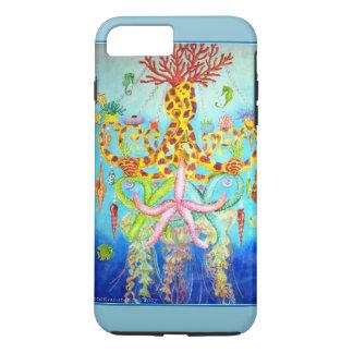 Mermaid's Chandelier iPhone 7 Plus Case