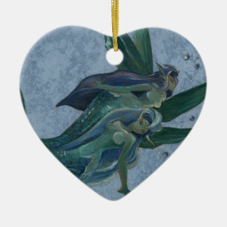 Mermaids Ornament