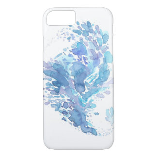 Mermaid's Song Abstract Watercolor iPhone 8/7 Case