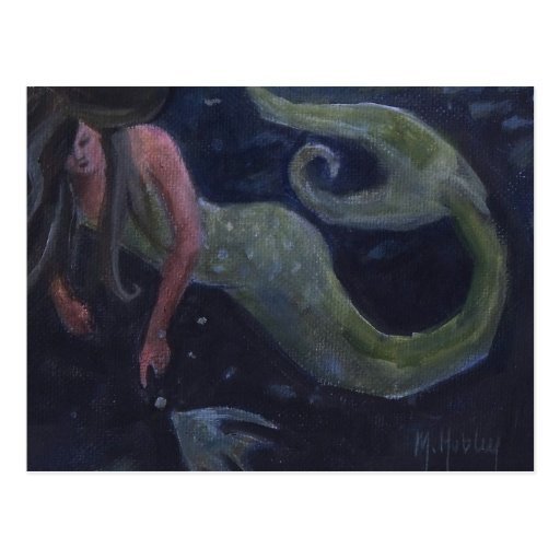 Mermaids Touch Postcards