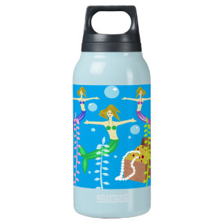 Mermaids' Treasure Insulated Water Bottle