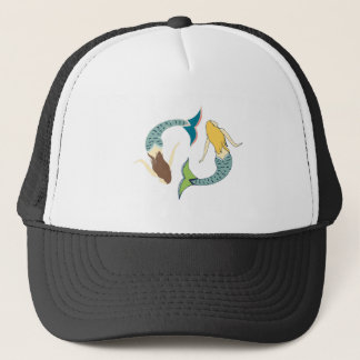 Mermaids Trucker Hat