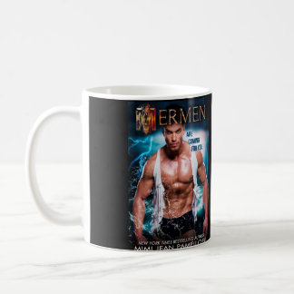 Mermen Mug, from Mimi Jean Pamfiloff Coffee Mug