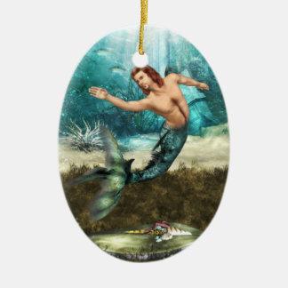 Mermen  Ornaments