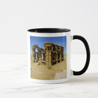 Meroitic kiosk mug
