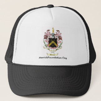 MerrickFoundation.Org Coat of Arms Hat
