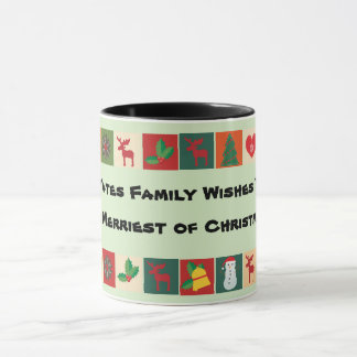 merriest of Christmases Mug