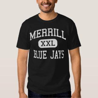 Merrill - Blue Jays - Junior - Merrill Wisconsin T Shirts