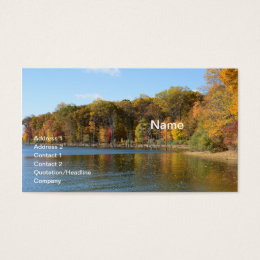 New jersey business cards business card printing zazzle uk merrill creek reservoir in washington new jersey business card reheart Images