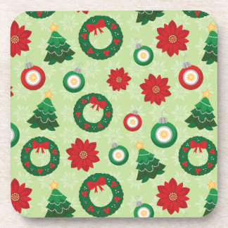 Merry and Bright coasters