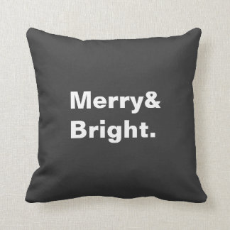 Merry and Bright Cushion