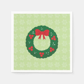 Merry and Bright paper napkins Paper Napkin