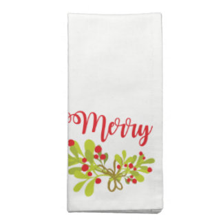Merry And Ivy Holiday Party Cloth Napkins