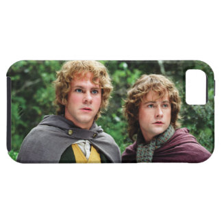 Merry and Peregrin Tough iPhone 5 Case
