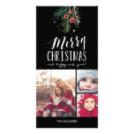 Merry Berry Collection Custom Photo Card
