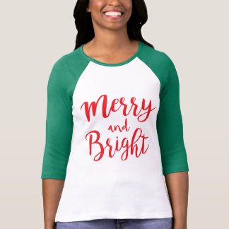 Merry & Bright T-Shirt