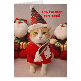 Merry Bubba Card