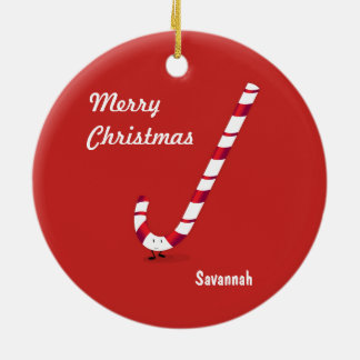 Merry Candy Cane | Christmas Ornament