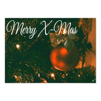 Merry Card